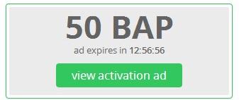 Paidverts 50 BAP